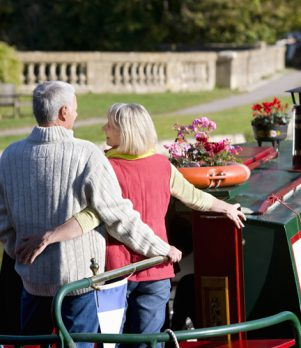 Narrow boat finance