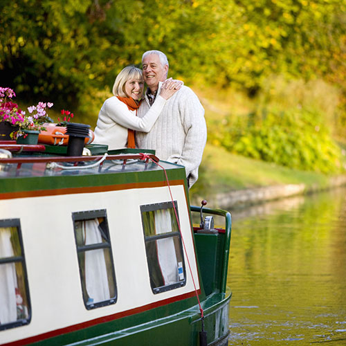 Narrowboat finance